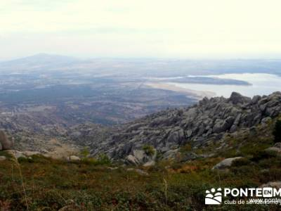 Senda de Maeso - La Pedriza - rutas senderismo; senderos viajes y turismo